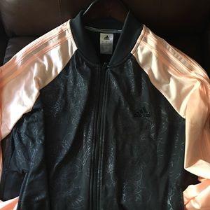Adidas tracking jacket